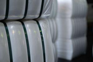 Strauss Fasern Ballen international Faserhandel Stapelfasern